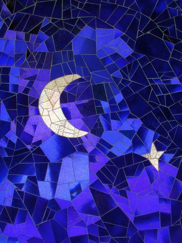 detail from Queen Califa's Magical Circle by artist Niki de Saint Phalle   Escondido, CA