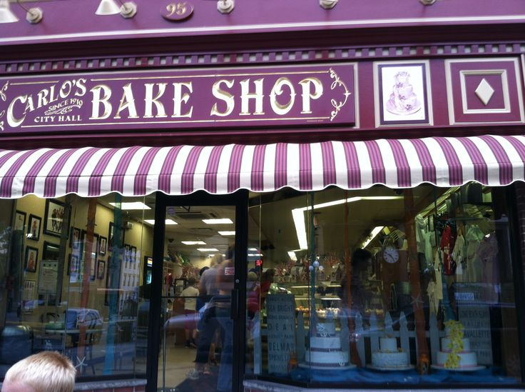 Bucket List addition: Go to Carlos Bakery and pig out. Plus meet Buddy :)