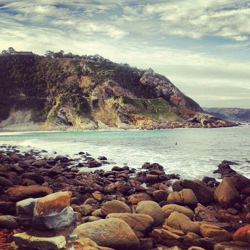 Vic Bay near George South Africa