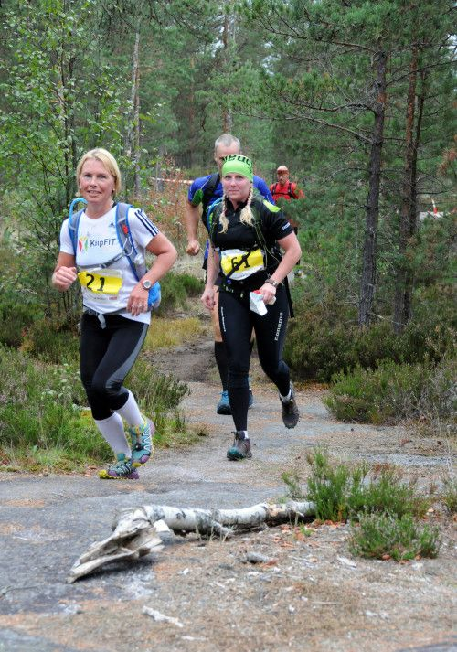 Nuuksio Classic Trail Marathon 42 km