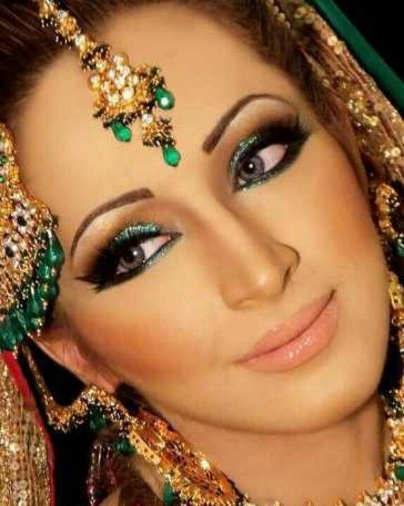 Need someone willing to let me try over the top indian bridal makeup on!