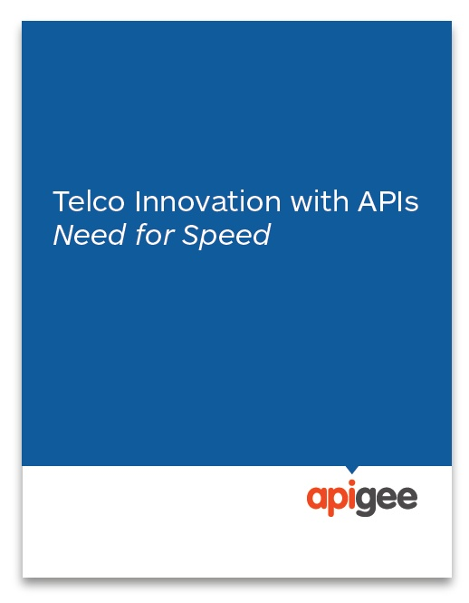 Telco Innovation with APIs - Need for Speed eBook  Telecommunications companies are part of the most pervasive and critical infrastructure in every country on earth.  This e-book describes how telcos must make fundamental shifts in technology and business models if they are to remain competitive. Innovation Agency