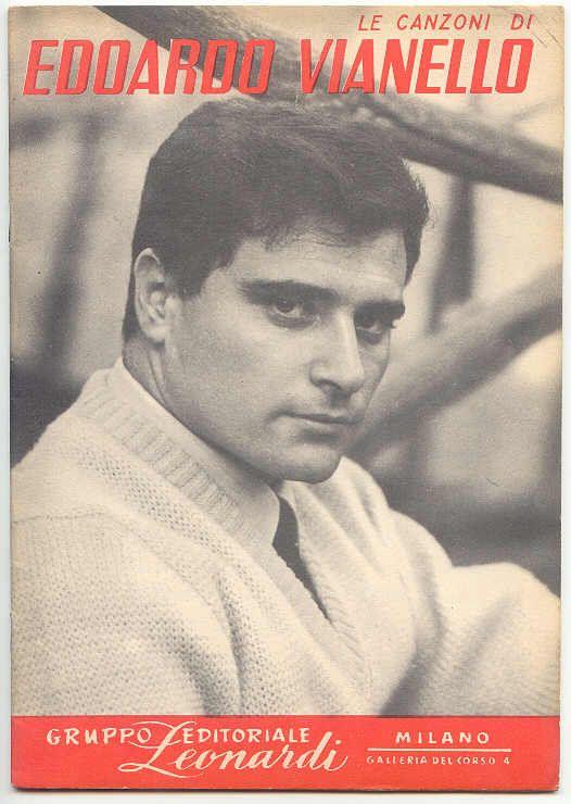 Edoardo Vianello (spartiti)