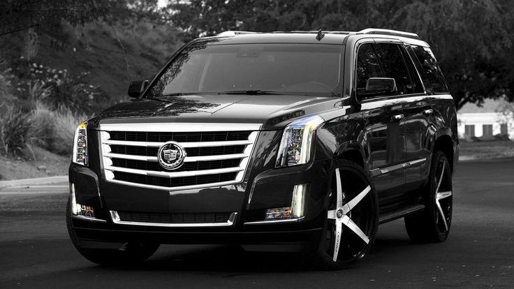 2016 Cadillac Escalade ESV White Wallpaper Motor Trends