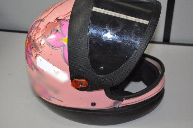 #News  Homem é morto com golpes de capacete em Varginha