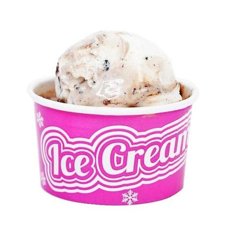100ml Ice Cream Container
