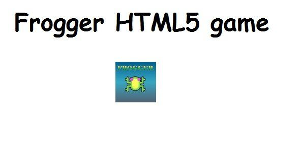 Download Frogger HTML5 canvas game Nulled Latest Version