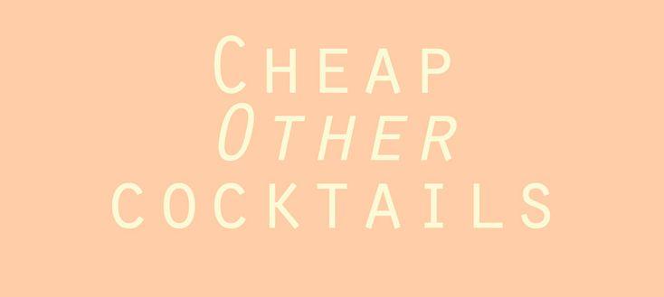 21 Ways To Make Cheap Liquor Taste Better