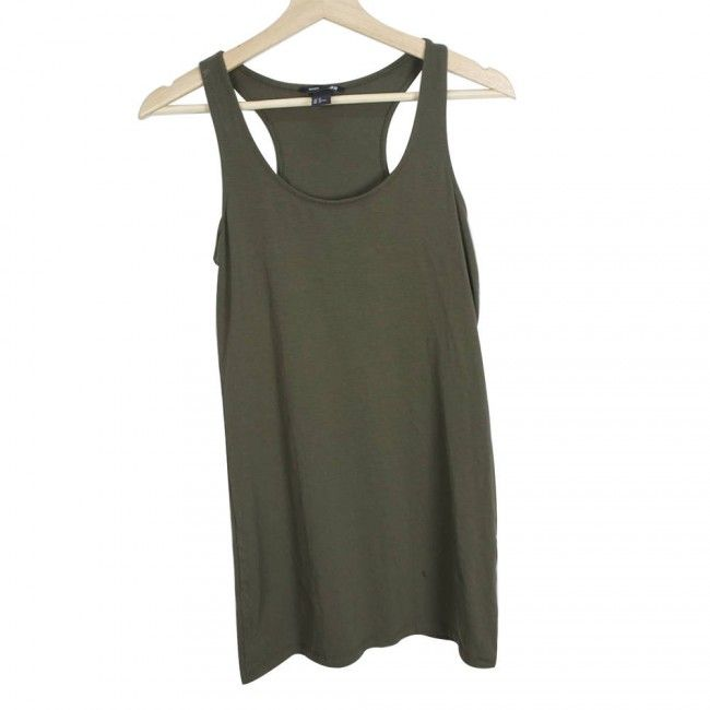 Polera H&M M Verde - Ropa Mujer - Sensacional