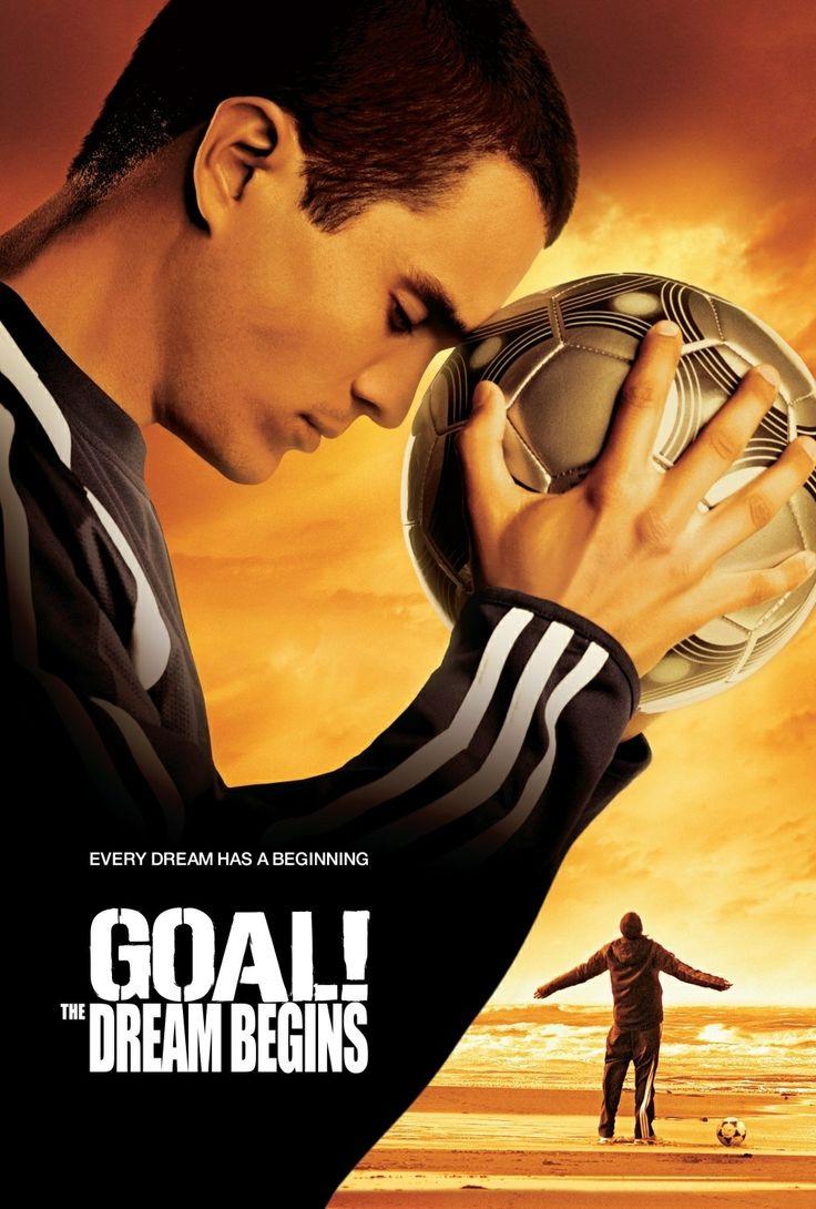 'Goal!' (Reino Unido, 2005). Una historia de superación y amor al fútbol con cameos de David Beckham, Alan Shearer, Zinedine Zidane, y Raul, entre otros.
