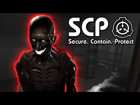 SCP Containment Breach UNITY REMAKE - YouTube | Scary | Scp