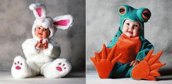 Выкройки детских костюмов на новый год для детей до года