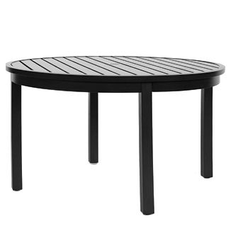 """Rnd. Portico Dining Table BY PARKER JAMES D 52"""" W 52"""" H 30""""  Ancient Earth"""