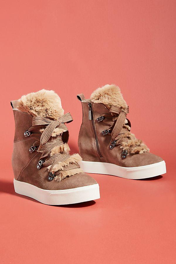 J/Slides Whitney Wedge Boots   Wedge