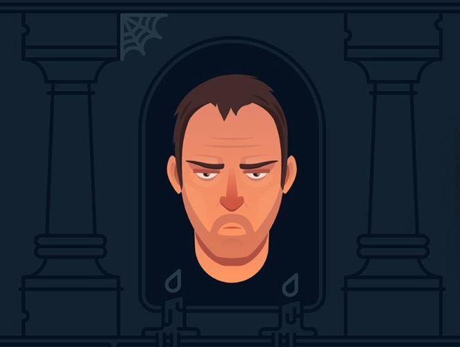 Stannis Baratheon by Dmitrij Gladkij