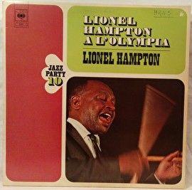 Lionel Hampton - A L'Olympia (LP)