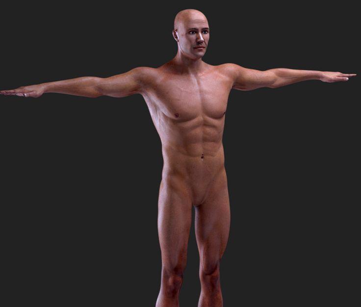 @rakshigames #character #filmmaking #pixologic #3dart #gameart hyper realistic male human character 3d 3ds