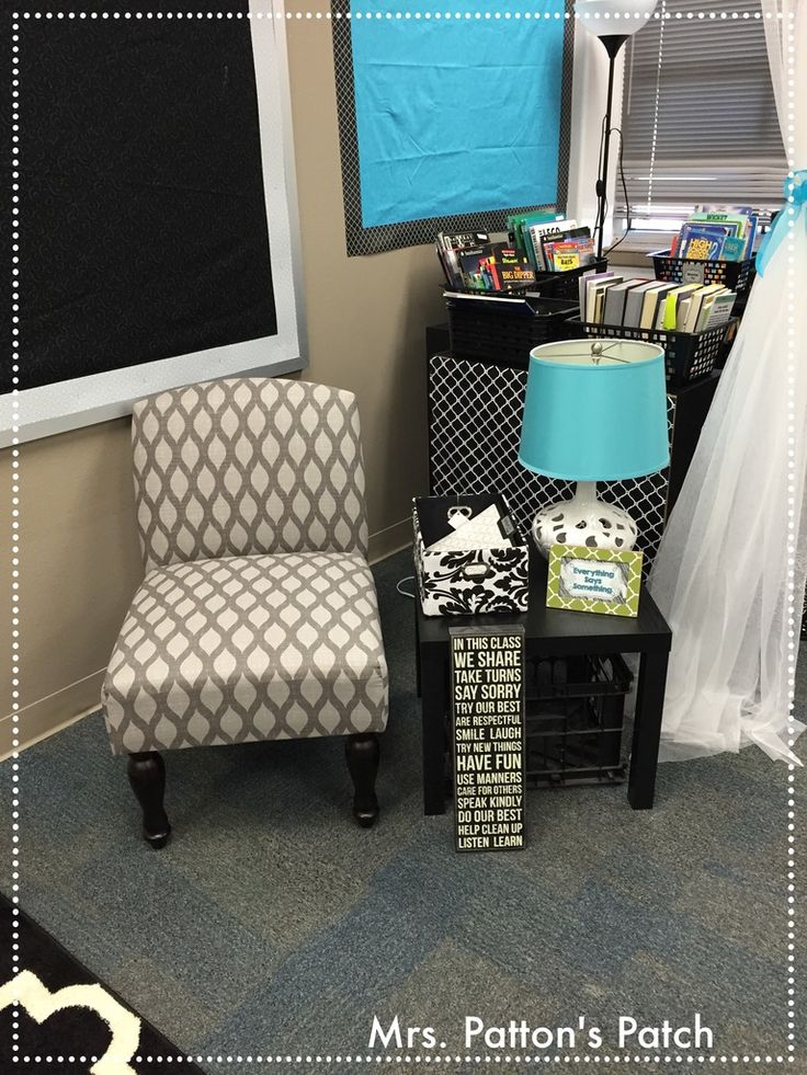 Mrs. Patton's Patch: My New Cozy Classroom!