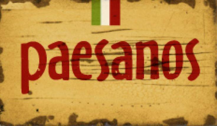 House made Sangria and awesome Italian food