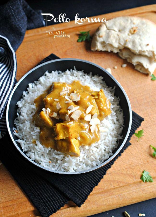 Hace muchos años, durante el tiempo que viví en el Reino Unido, la cocina india se convirtió en una de mis favoritas . Debido a la colon...