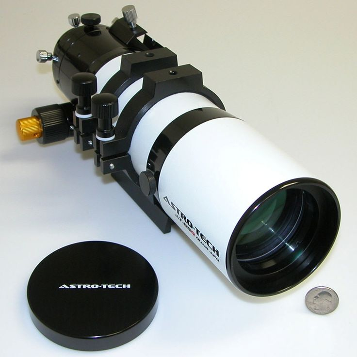 Astro-Tech - AT65EDQ 65mm f/6.5 ED quadruplet astrograph