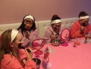 Meggies Beauty Spa, Schoonheidssalon voor kinderen en tieners