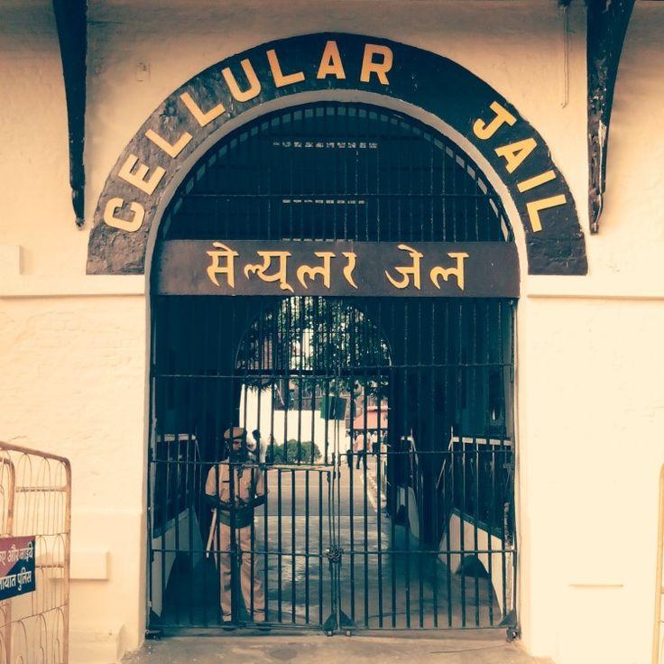 Cellular Jail 'Kala Paani' in the Andaman Islands
