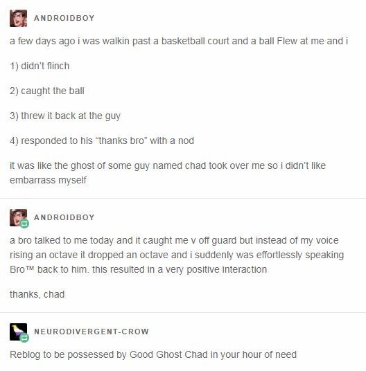 Chad please help