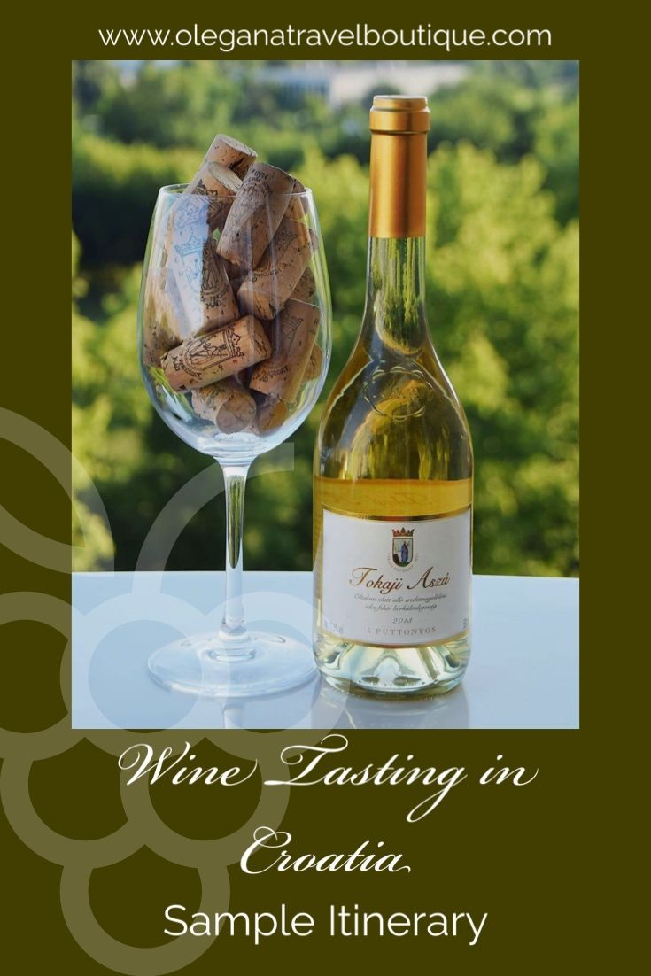 Croatia Wine Tour With Images Wine Tour Foodie Travel