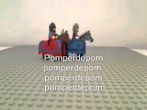 Lego Ridder Martijn en Ridder Koen.wmv - YouTube