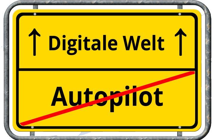 Die digitale Welt ist dabei, die Art und Weise, wie wir arbeiten, kommunizieren und entscheiden erneut grundlegend zu verändern. Was machen sie?