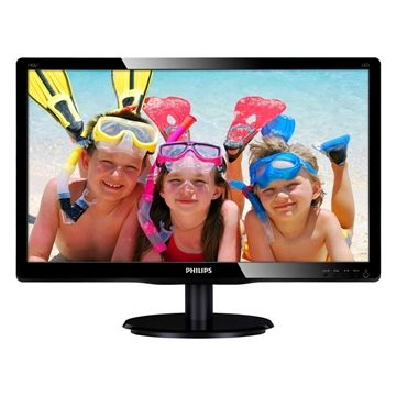 "Οθόνη Philips Led 18.5"" 193V5LSB2/10 #pcscreen"