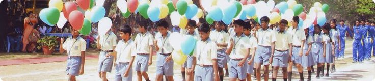 The school lays great emphasis on uniform formalities. Students are expected to come in proper uniform on all working days. Students will be checked at the main gate on their entry into school, for proper and neat uniform meant for the day. Students who come in improper, incomplete or wrong uniform will have to pay a fine. Repeated wearing of improper uniform will be severely dealt with. The student will even be sent back home at his or her risk