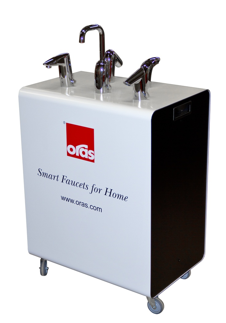 Oras display stand
