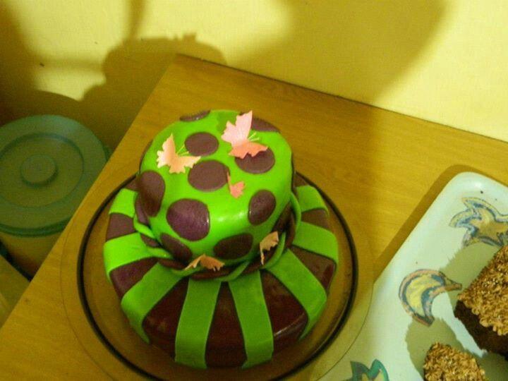My daughter's bday cake