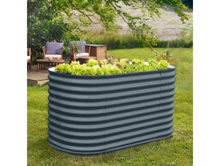 Vitavia Hochbeet Vita 858 Basic Granit 82 X 162 X 86 Cm In 2020 Hochbeet Gewachs Haus Und Garten