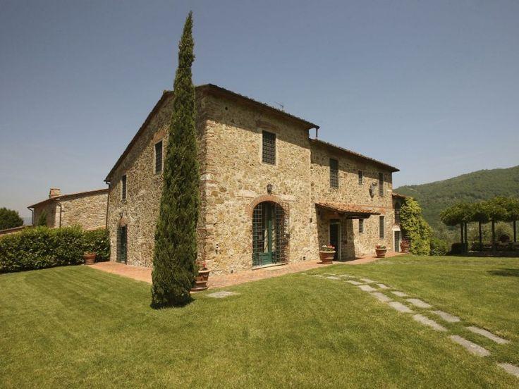 Villa Donatello: Villa in Italien, Toskana mieten - SonnigeToskana