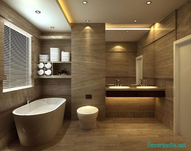 New Pop Ceiling Designs For Bathroom 2019 False Ceiling Design Ideas Modern Bathroom Toilet Design Contemporary Bathroom Designs