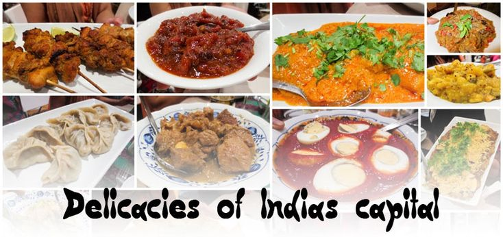 Gorge on these #delicacies of #India's #capital