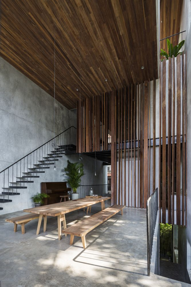 Gallery Of Thong House NISHIZAWAARCHITECTS
