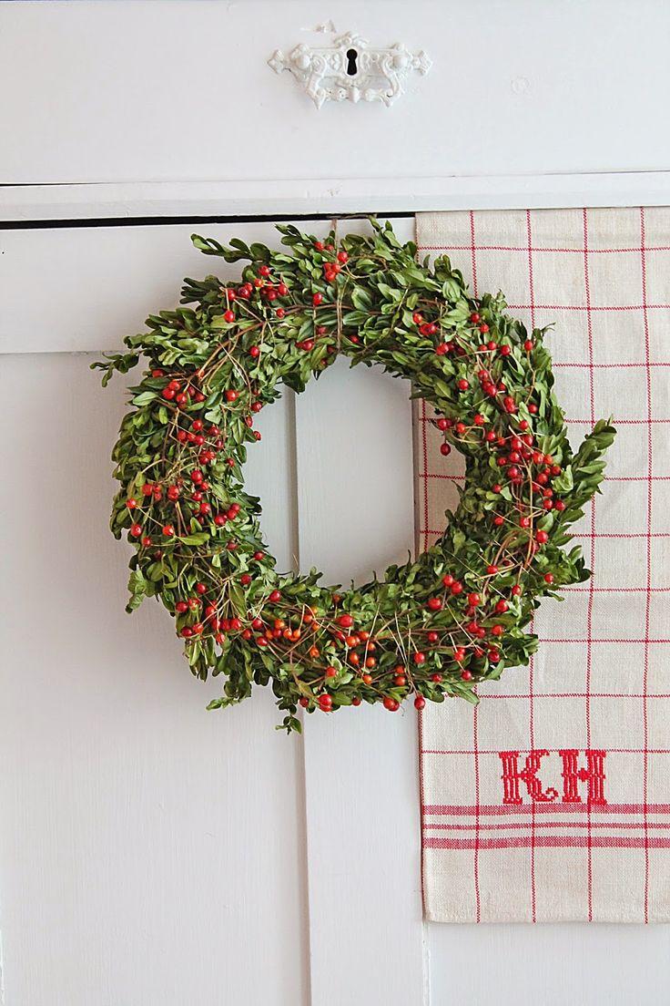 288 best Christmas Wreath Decorations And Ideas images on Pinterest | Merry  christmas, Wreath ideas and Christmas decor