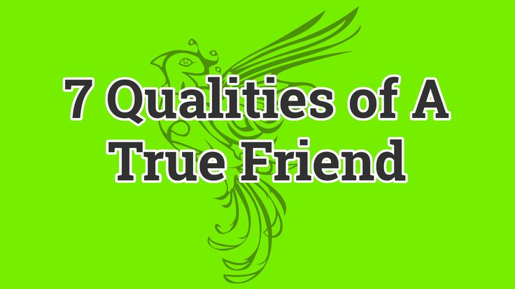 the important qualities of friends 10 characteristics of a good friend 1 – you do not solve the problem of your friend, you help to solve when we have a problem, we immediately ask for help from friends.