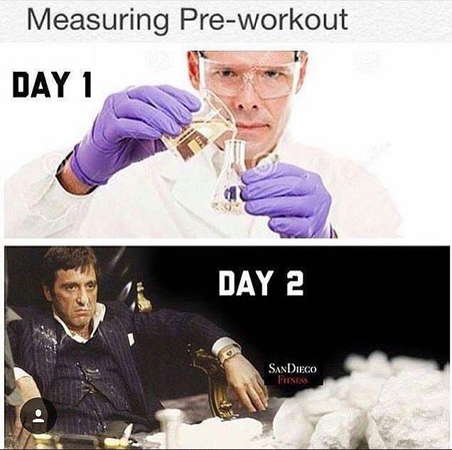 Pre workout meme Bodybuilding meme  Workout meme Fitness memes Workout memes Lol