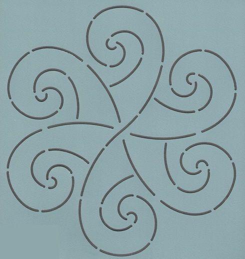 Quilt Stencils Hand Quilting : 25+ best ideas about Quilting Stencils on Pinterest Hand quilting designs, Hand quilting ...