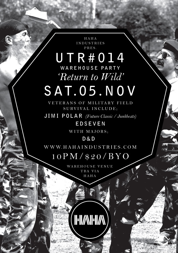 UTR #014 with D&D Jimi Polar & Edseven