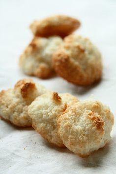 Cocos bredele (biscuits rochers à la noix de coco) - alsatian christmas cookies with coconut - #bredele