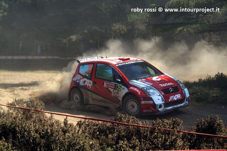 Prokop - WRC Rally Costa Smeralda 2007 - foto di Roby Rossi http://www.intourproject.it/it/in_photo/il_significato_delle_immmagini_nella_comunicazione_cat_11.htm
