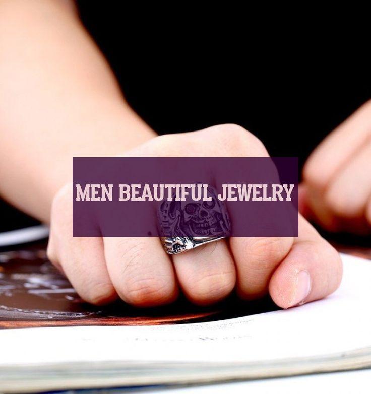 Men beautiful jewelry – männer schönen schmuck – uomini bellissimi gioielli