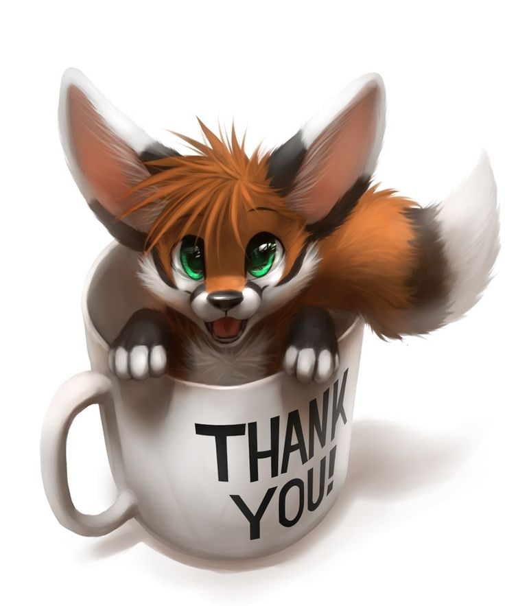 A Mug of Fluff by thanshuhai on DeviantArt