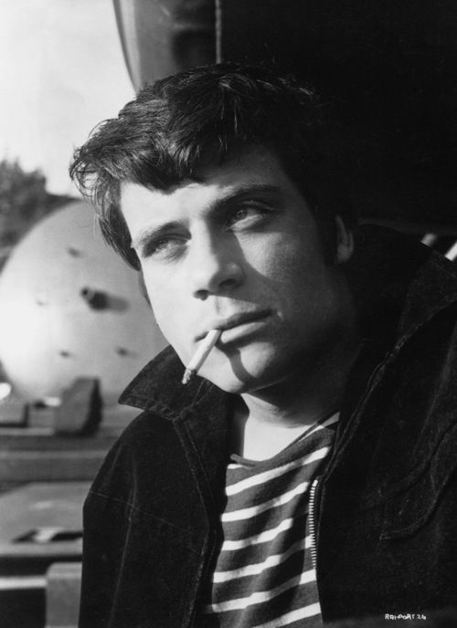 "canadianbeerandpostmodernism:  Oliver Reed, years before ""Bill Sykes"". ""Tommy"", and numerous drunken interviews that tarnished the legend of a great and larger than life actor.   This is not too many years before Bill Sikes, And he is a legend.  But I tend to like the hard drinkers."